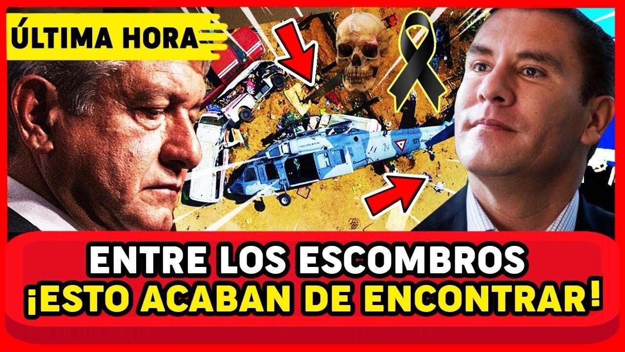 LUNES NEGRO AMLO! REVELA 2 TRISTES NOTICIAS! FGR ENCONTRÓ TERR1BLE SECRETO MEXICO EN SHOCK NOTICIA