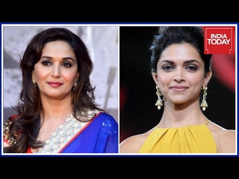 Madhuri Dixit & Deepika Padukone Exclusive Chat | India Today Unforgettables