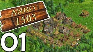 ANNO HISTORY 1503 #01 - Kindheitserinnerungen...! [Deutsch/Facecam]