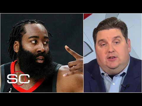 Brian Windhorst explains why the Rockets chose Nets over 76ers for James Harden | SportsCenter