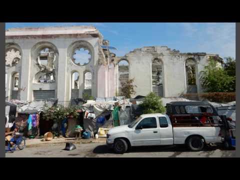 HAITI 2017 : PORT-AU-PRINCE, le désarroi d'une capitale à la dérive...
