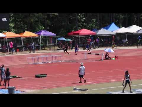 2016 - Mark Trail - Youth - Boys - 4x100m Relay