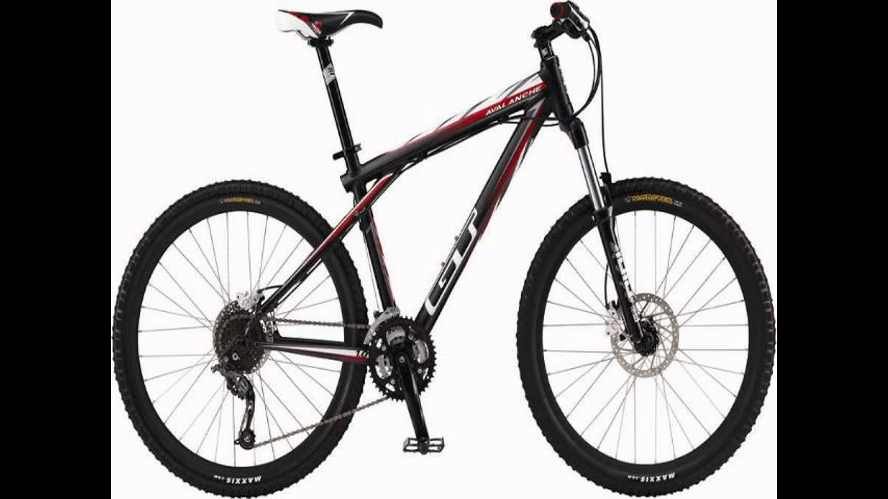 Bicycle GT AVALANCHE 1.0 DISC 2011 - YouTube