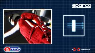 SPARCO eXtrema suit (English)