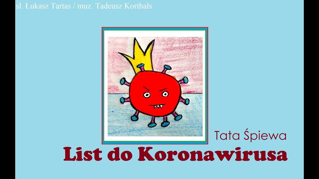Tata Śpiewa - List do Koronawirusa #Hot16Challenge2