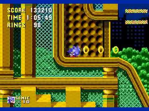 Sonic Megamix - Sonic Longplay
