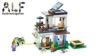 Lego Creator 31068 Modular Modern Home - Lego Speed Build Review