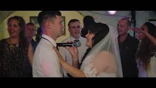 """Невеста спела на свадьбе """"Рай один на двоих"""" (кавер Artik & Asti) - Студия звукозаписи AE Rec"""