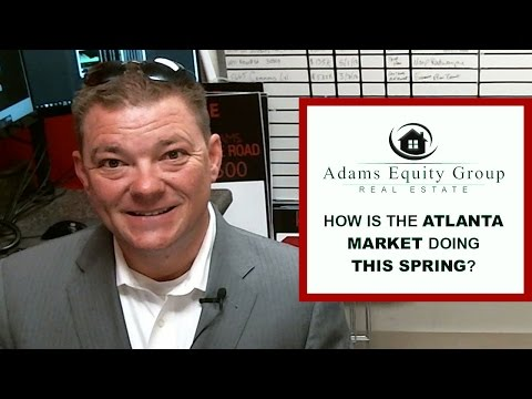 Adams Equity Group | What's Happening in the Atlanta Real Estate Market?