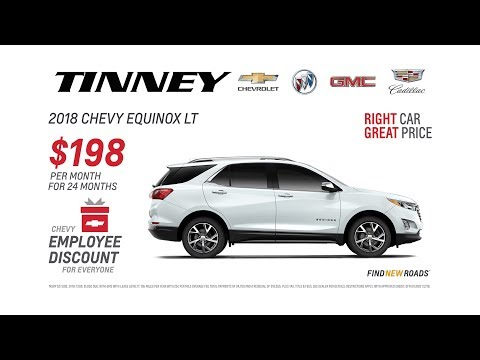 Chevy Employee Discount for EVERYONE on 2018 Equinox at