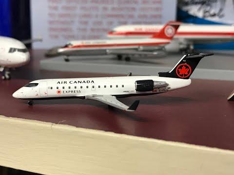 1:400 Review: Gemini Jets Air Canada Express CRJ-200
