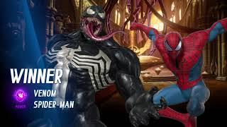 WE! ARE! VENOM!!! [Arcade: Venom] | Marvel vs Capcom Infinite | NotMike95