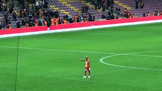 Maç sonu Onyekuru üçlü Galatasaray-Kayseri (Yerine sevemem)