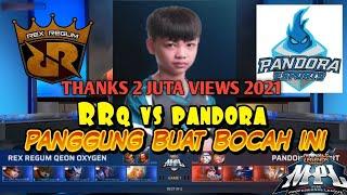 Download Video RRQ O2 Vs Pandora E-sport MPL Game Power Of Bocah 15 Tahun MP3 3GP MP4