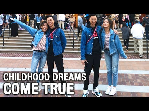 Childhood Dreams Come True (Twins Concert)   WahlieTV EP590