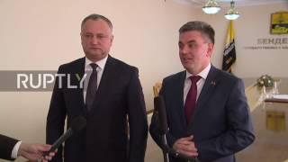 Transnistria: Moldova