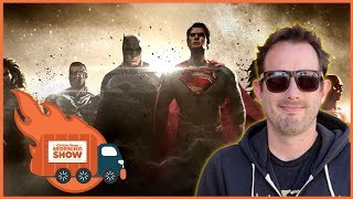 Can DC Films' New Boss Make Good? - The Kinda Funny Morning Show 01.05.18
