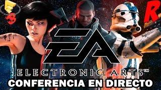 #E3RAZOR - E3 2015 - Conferencia Electronic Arts EN DIRECTO