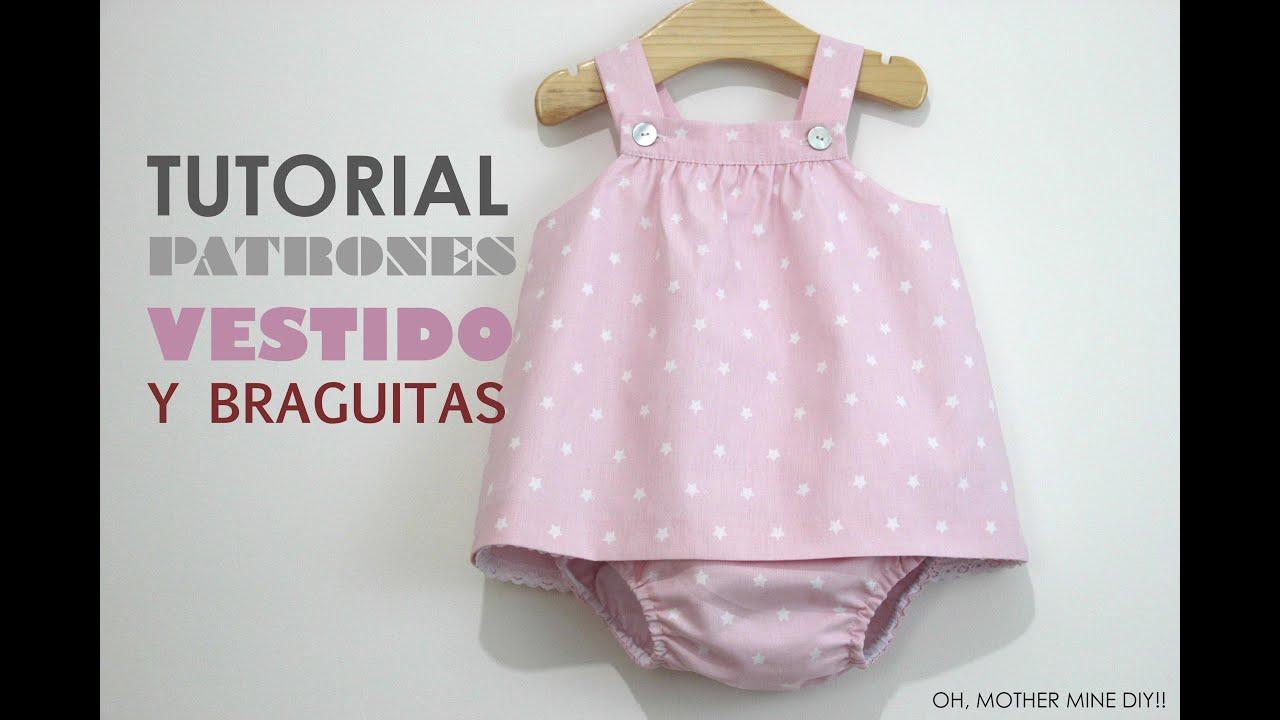 patrones para ropa de bebe
