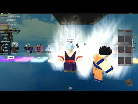Repeat How to get the hidden forms in Roblox Dragon Ball RP