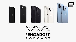 iPhone 13, iPad Mini and the rest of Apple's 2021 lineup | Engadget Podcast Live