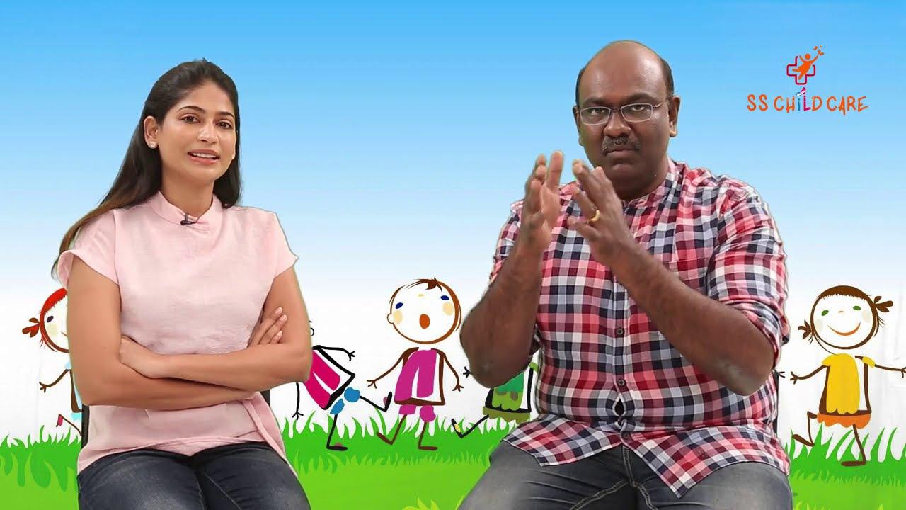 Ep 2 : Actress Vijayalakshmi I Parenting Series I குழந்தை  வளர்ப்பு I It's VG I SS Childcare