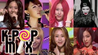 [Kpop Mix A to Z] F : f(x) & 4Minute - 에프엑스 & 포미닛
