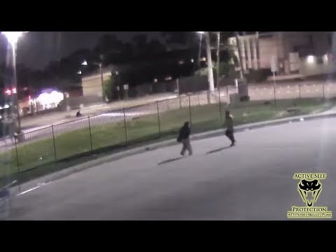 Purse Snatcher Targets Isolated Woman in Walmart Parking Lot | Active Self Protection