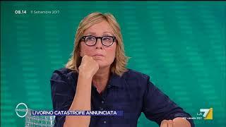 Omnibus - Livorno catastrofe annunciata (Puntata 11/09/2017)