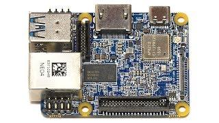 NanoPi NEO4: Tiny RK3399 SBC