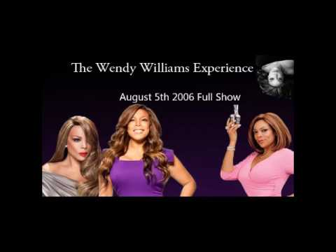 The Wendy Williams Experience: August 5th 2006: CeCe Peniston - Teairra Mari