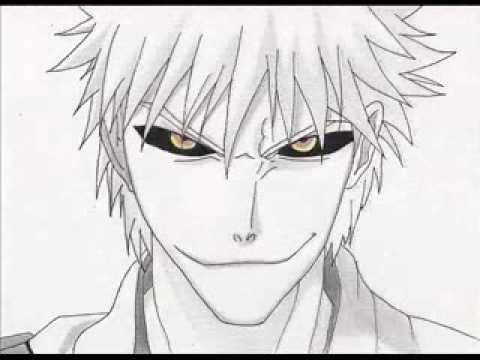 Dessin manga ichigo de bleach ryuk de death note ganta de deadman wonderland youtube - Mangas dessin ...