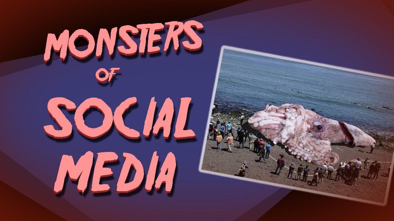Monsters of  Social Media