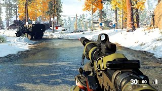 CALL OF DUTY BLACK OPS COLD WAR Alpha Gameplay Multiplayer - No Commentary
