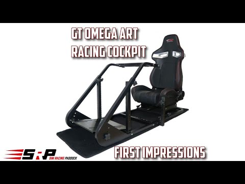 GT Omega ART Racing Cockpit - First Impressions