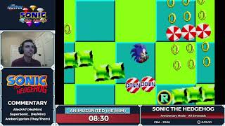 Sonic the Hedgehog (GBA) by AnimusUnited in 38:06 - Sonic and the Side Quests