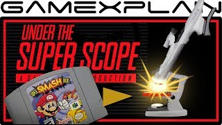 The Origin of Super Smash Bros. - Under the Super Scope