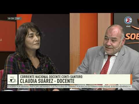 Sobremesa: Claudia Suárez
