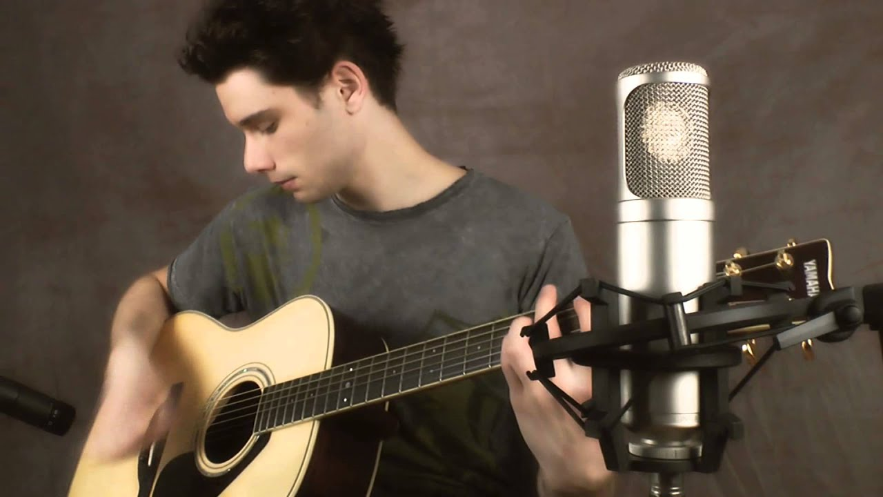 Papa Roach Scars Acoustic Guitar Cover Youtube