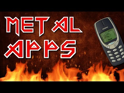 More Apps for Metalheads