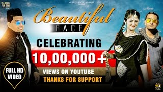 Beautiful Face Full HD Song | Raju Punjabi | Anjali Raghav |Rahees Saifi |New Dj Song 2017 | VR Bros