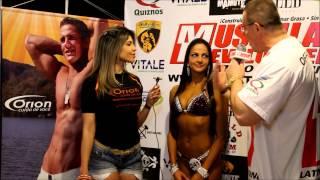 Giovana Guido - Entrevista Órion (especial Muscular Development)