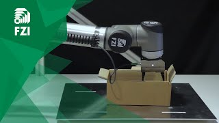 Manufacturing Process Management with Robot Task Synchronization