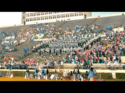 Crew by Goldlink -  Jackson State Marching Band 2017   BOOMBOX CLASSIC 17   4K