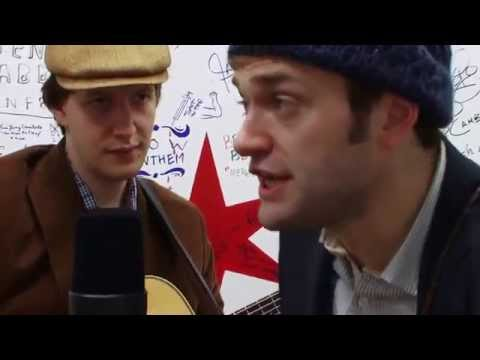 Punch Brothers - Just What I Needed, The Cars