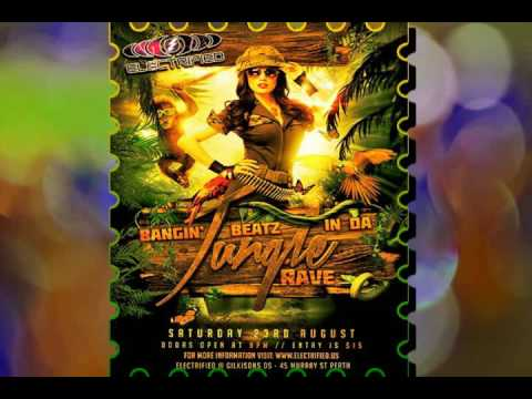 Teenage Mutant Ninja Turtles - Theme Song (Lenin was a zombie Jungle remix)