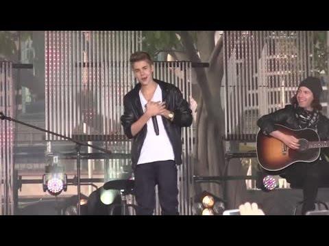 Justin Bieber pourrait s'acheter une maison à Dubaï