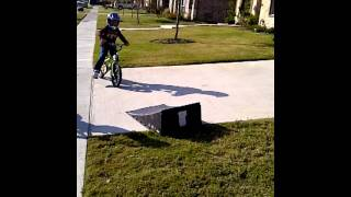 Ugarte Boys Adventure (jayden and josiah jumping ramps with bikes 2)