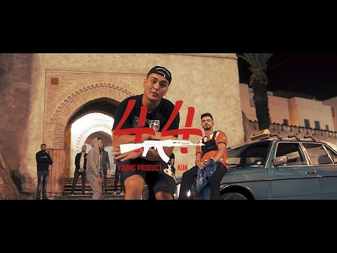 Young Product - 44 feat. KDK (Prod. IM Beats) #MoroccanBoy