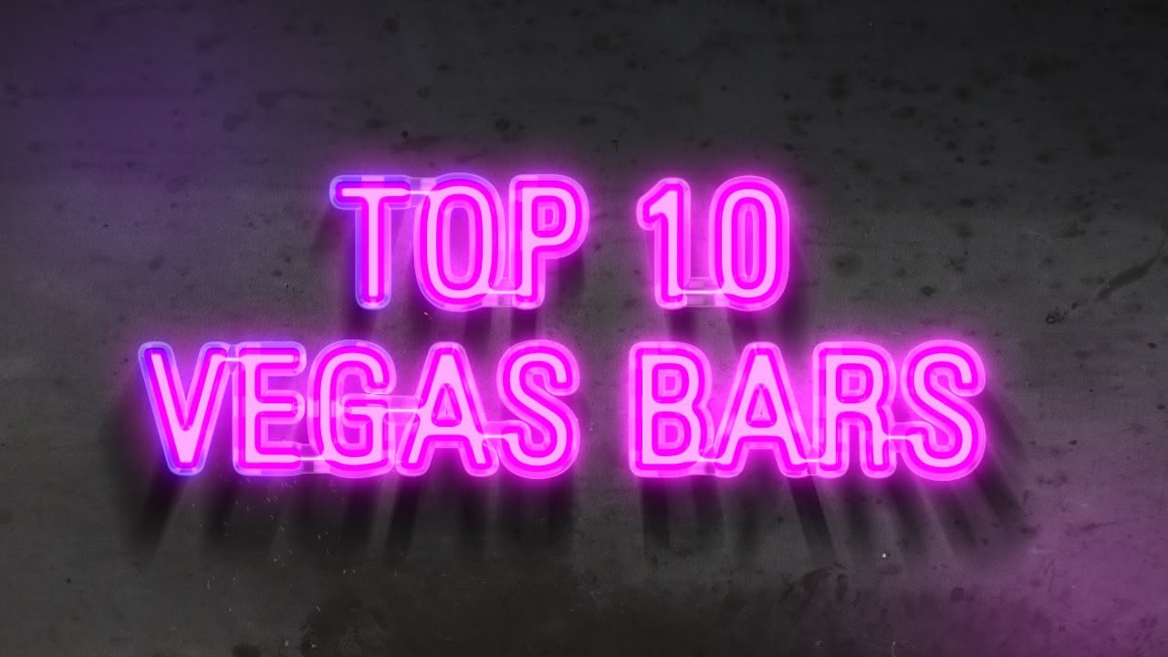AWARDS: Top 10 Las Vegas Bars 2013